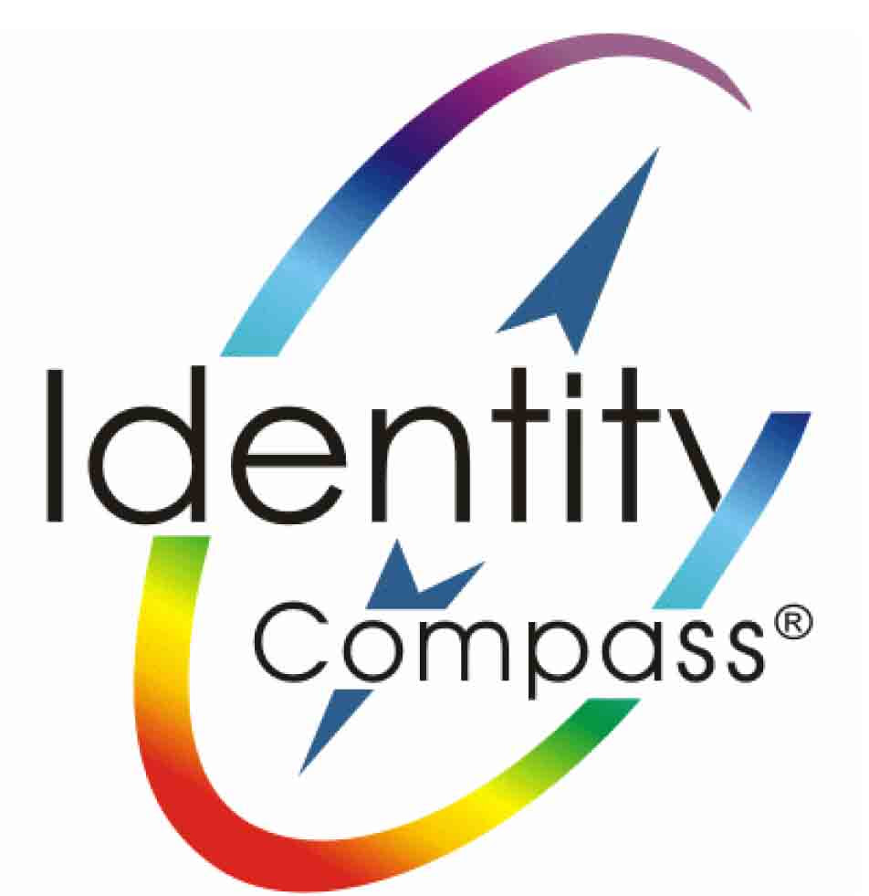 logo identitycompass